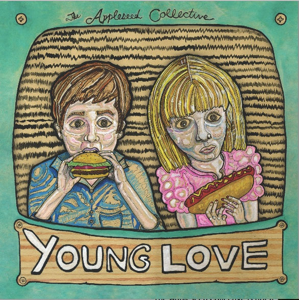The Appleseed Collective - Young Love CD
