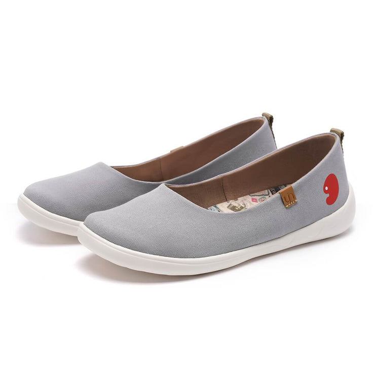 Valencia Canvas Grey