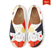 UIN Footwear Kid Oh My Babe Canvas loafers