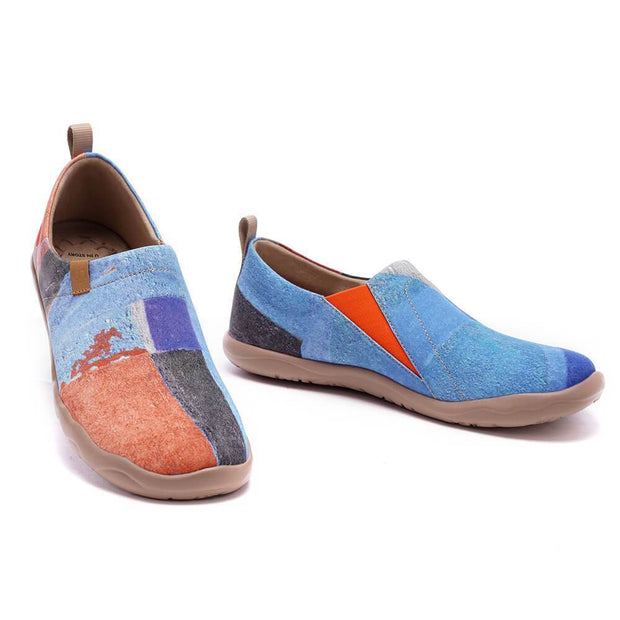 UIN Footwear Men Artfluent (Pre-sale) Canvas loafers