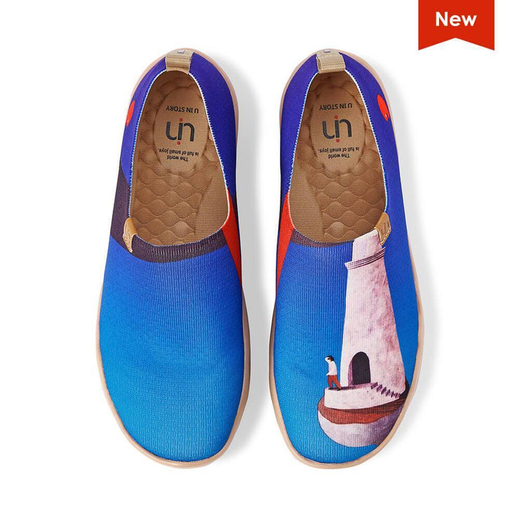 UIN Footwear Men Beacon for You Canvas loafers