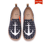 UIN Footwear Men Seven Seas (Pre-sale) Canvas loafers