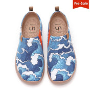 UIN Footwear Men Wave (Pre-sale) Canvas loafers