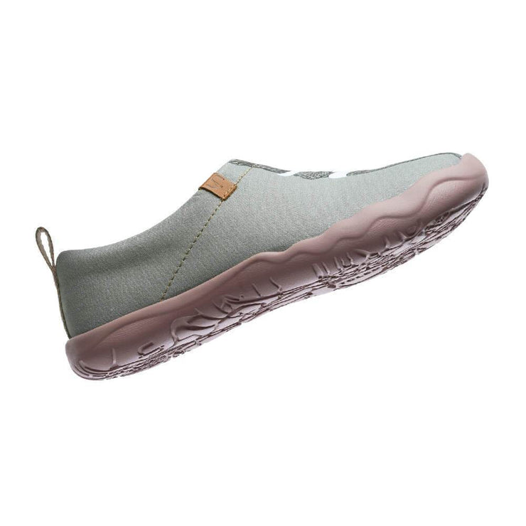 UIN Footwear Women -Bear's Hug- Cute Canvas Slip-ons for Ladies Canvas loafers