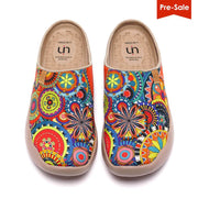 UIN Footwear Women Blossom Slipper Canvas loafers