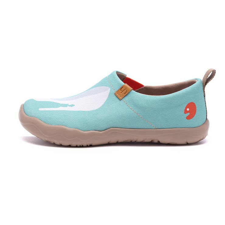 UIN Footwear Women Cinderella Canvas loafers