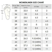 UIN Footwear Women Classic Stamp Canvas loafers