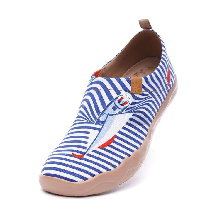 UIN Footwear Women Ferry Well Canvas loafers