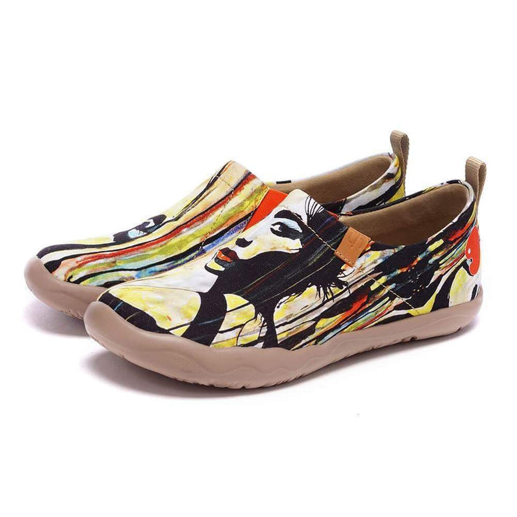 UIN Footwear Women No Strings Attached (Pre-sale) Canvas loafers