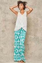 Load image into Gallery viewer, Promesa  Aztec Stretch Jersey Yoga Pants