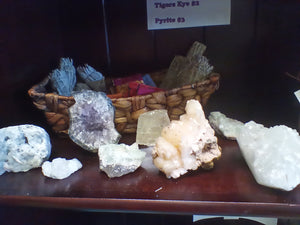 Gemstones or Crystal Variety