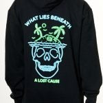 A Lost Cause Lies Beneath Hoodie