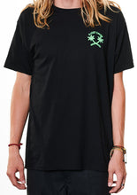 Load image into Gallery viewer, ALC Lies Beneath Tee-Black