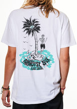 Load image into Gallery viewer, ALC Paradise Sux Tee-White