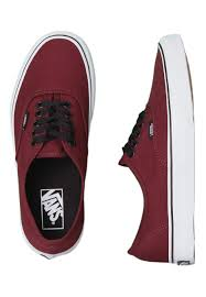 Sneaker Authentic Port Royal/Black