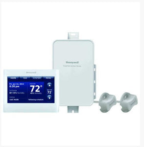 IAQ thermostat is a 2 wire high definition color touch screen thermostat  - YTHX9421R5085WW
