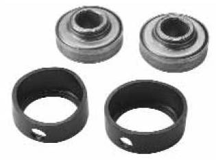 Sealed Sleeve Bearings With Insulator  - 38-2443-03