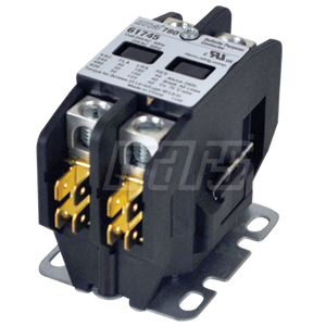 Contactor: 2 Pole 30 Amp 120V Coil  - 61746