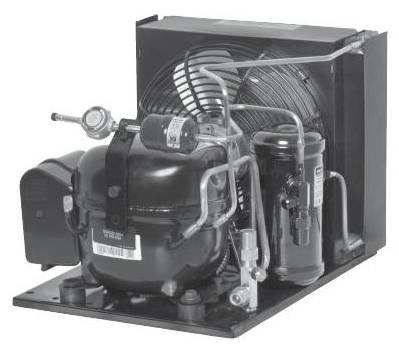 Air Cooled Condensing Unit  - FJAM-A126-CAV-020