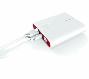 Redlink to Internet Gateway and Ethernet Cable and Power Cord  - THM6000R7001