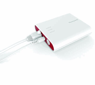 THM6000R7001 - Redlink to Internet Gateway and Ethernet Cable and Power Cord
