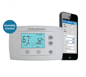 Internet Programmable Thermostat  - TS200H