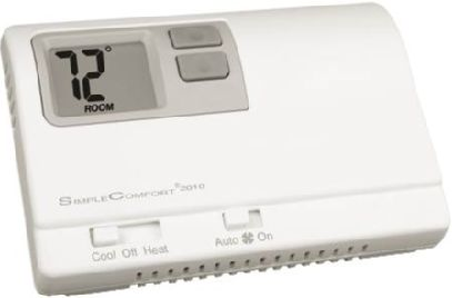 Electronic Non-Programmable Thermostat  - SC2010L