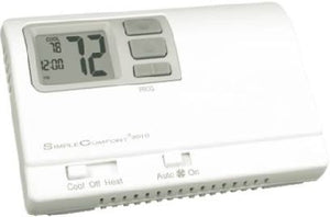 Programmable Thermostat Color: Off-White  - SC3010L