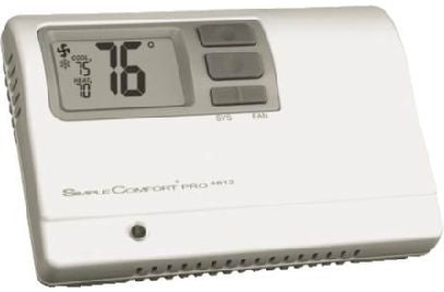 Electronic Non-Programmable Thermostat  - SC4812