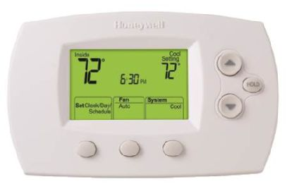 FocusPRO 6000 Digital Programmable Thermostat  - TH6110D1005