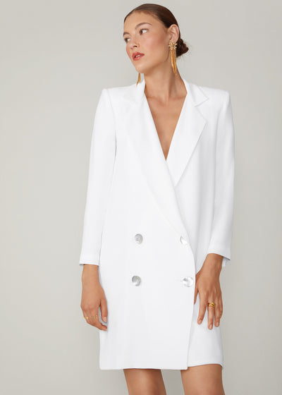 Chaqueta Bellona  - Blanco - By HANDEL