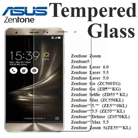 Asus Tempered Glass