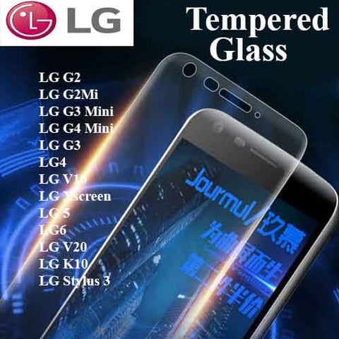 LG Tempered Glass