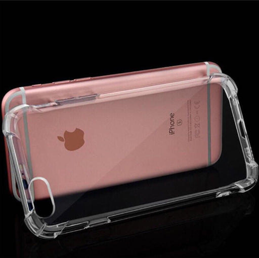 Apple iphone 6 6s 6p 6plus 7 8plus Case Airbag shockproof Clear TPU Cover Casing