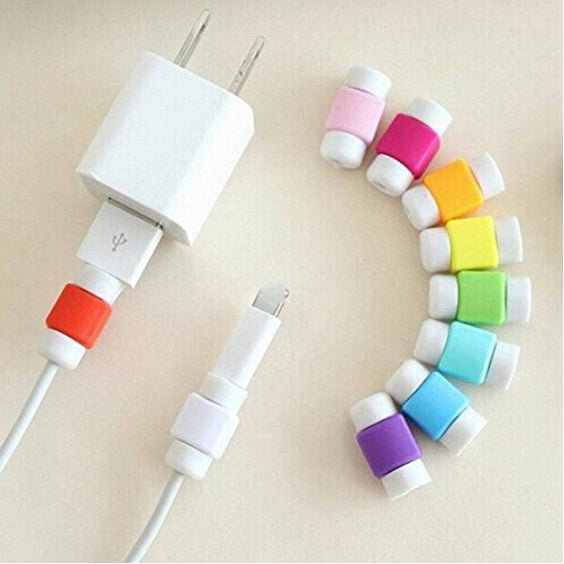 【10pcs】Cable Saver Protector For lightning android Typec Cable Protector