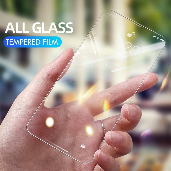 In Stock Tempered Glass Full Coverage  iPhone 6/6S Plus /7 / 8Plus/ X XS max /12