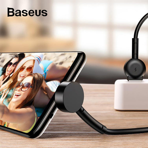 Ready Stock Singapore Baseus Maruko/ Magnetic Video Cable For Iphone 2.1A
