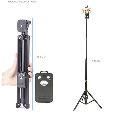 1688 Handheld Mini Tripod Self-portrait Monopod