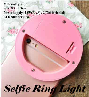 2 pcs CHEAPEST DEAL!★SELFIE RING LIGHT★