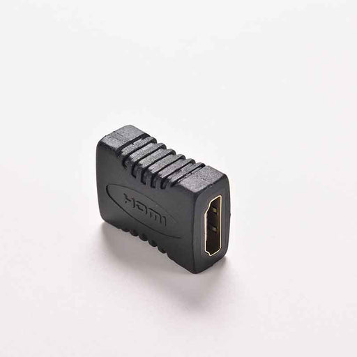2 Pcs HDMI Female to Female F/F Coupler Extender Adapter Connector for HDTV HDCP 1080P