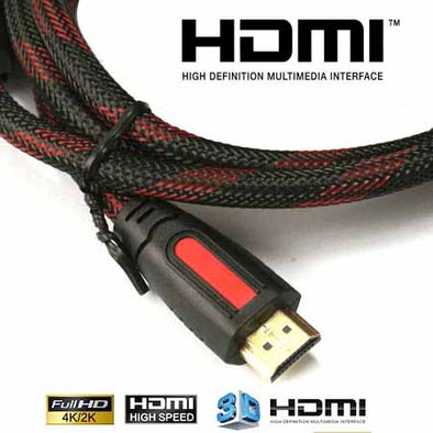 Premium HDMI cable 1.4v with supported bandwidth to 340Mhz(10.2Gbps)