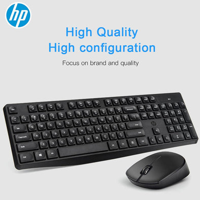 HP CS10 Wireless Keyboard Mouse Combo