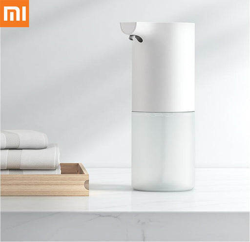 Xiaomi Mijia Automatic Induction Soap Dispenser Antibacterial Contactless Handwash Basin - MILK WHITE(EXPORT)