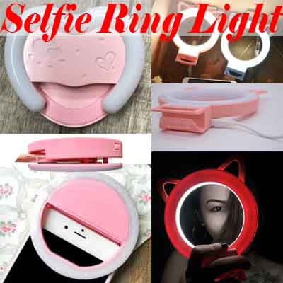 CHEAPEST DEAL!★SELFIE RING LIGHT★