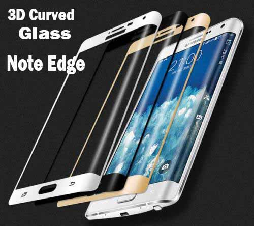 Samsung Galaxy Note Edge N9150 Full Coverage Tempered Glass