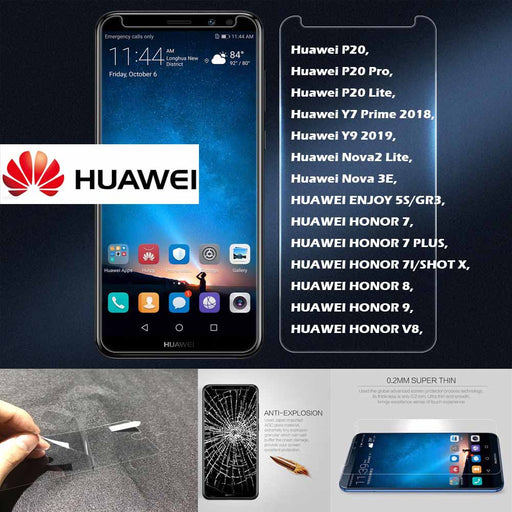 HUAWEI Transparent Tempered Glass
