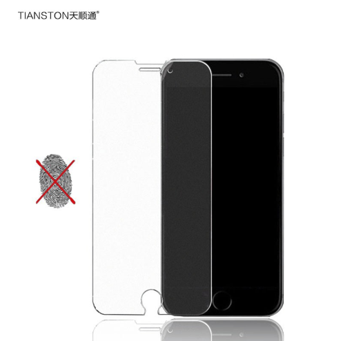 Matte Screen Protector Apple Iphone X 8 7 6 Plus Tempered Glass 9H 2.5D