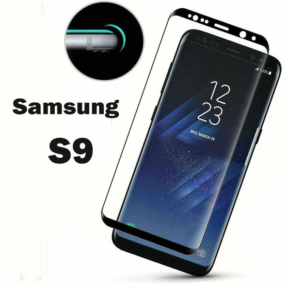 Tempered Glass 3D Curved S9