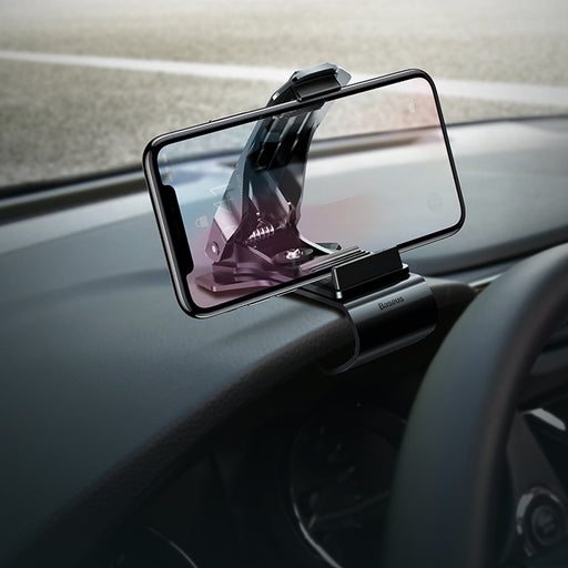 ReadyStock Singapore Baseus Car Holder Stand 360 Degree Adjustable Clip Car Mountfor IPhone Samsung