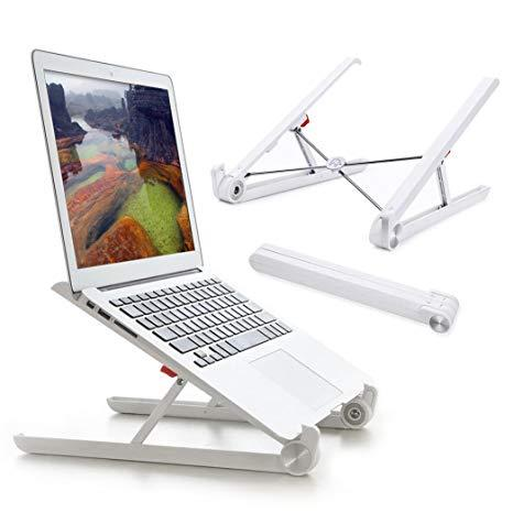 Portable Laptop Stand Foldable Adjustable Notebook Holder